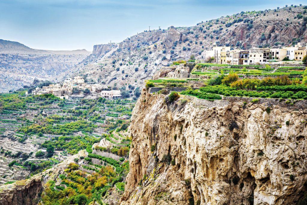 Oman Jebel Akhdar Iwanowskis Reisen - afrika.de