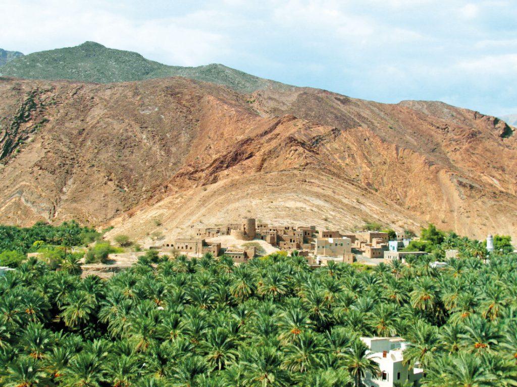 Oman Jebel Akhdar Nizwa Birkat Gruppenreise Rundreise Iwanowskis Reisen - afrika.de