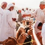 Oman Rundreise Nizwa Viehmarkt Iwanowskis Reisen - afrika.de