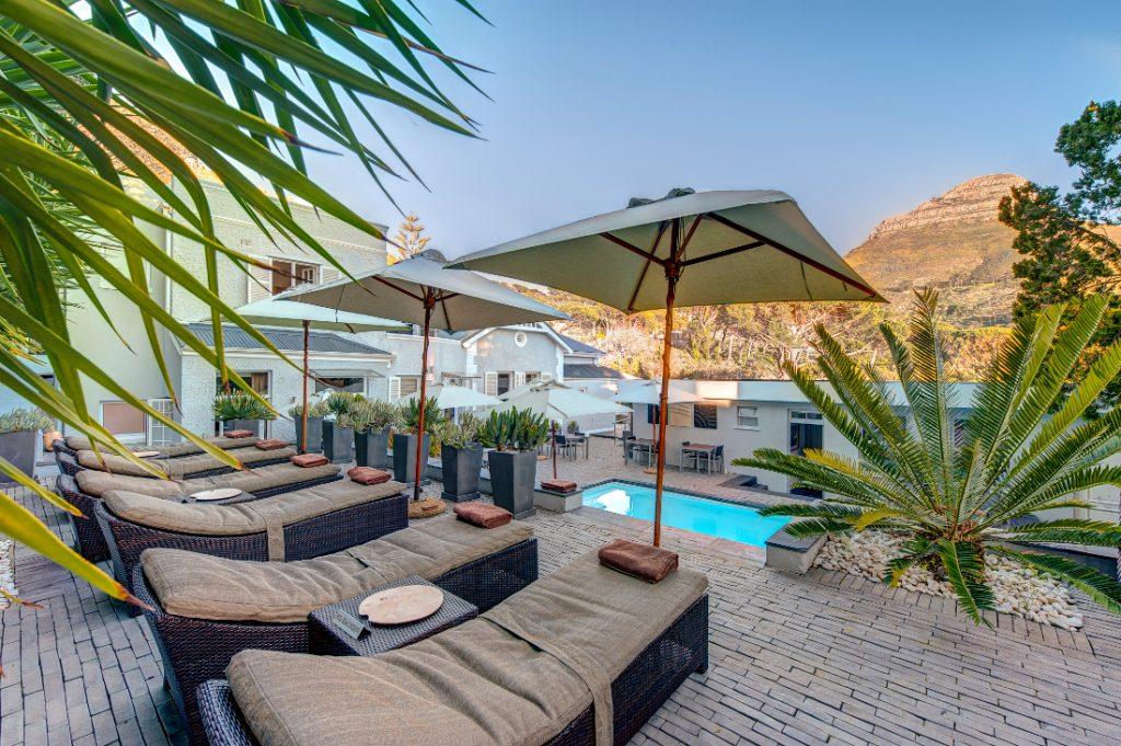 Südafrika Kapstadt 2inn1 Kensington Terrasse Iwanowskis Reisen - afrika.de