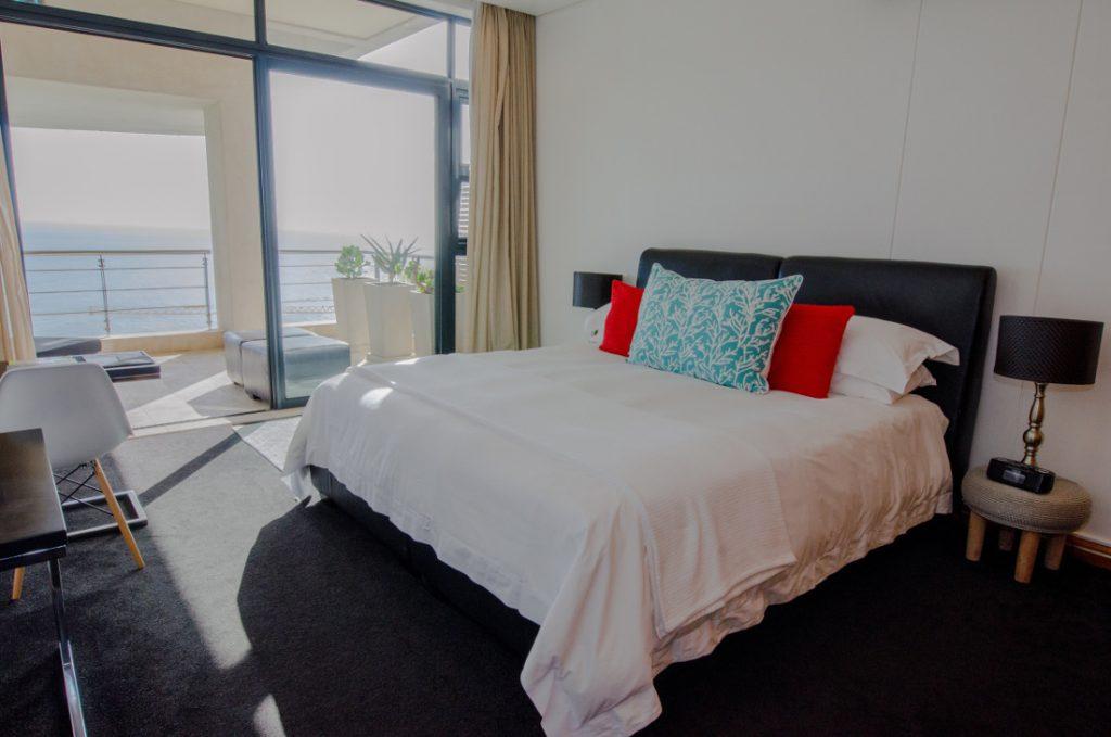 Südafrika Kapstadt 52 de Wet De Luxe Ocean View Zimmer Iwanowskis Reisen - afrika.de