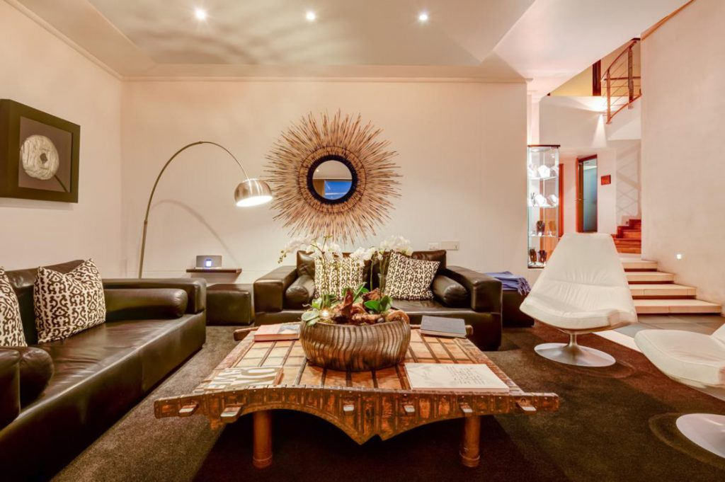 Südafrika Kapstadt 52 de Wet Lounge Iwanowskis Reisen - afrika.de