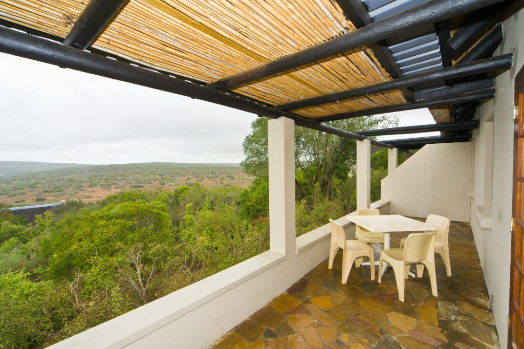 Südafrika Addo Elephant Park Restcamp Chalet Unterkunft Iwanowskis Reisen - afrika.de