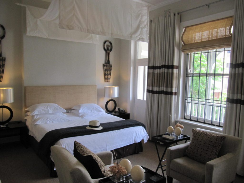 Südafrika Kapstadt An African Villa Zimmer Platinum Iwanowskis Reisen - afrika.de