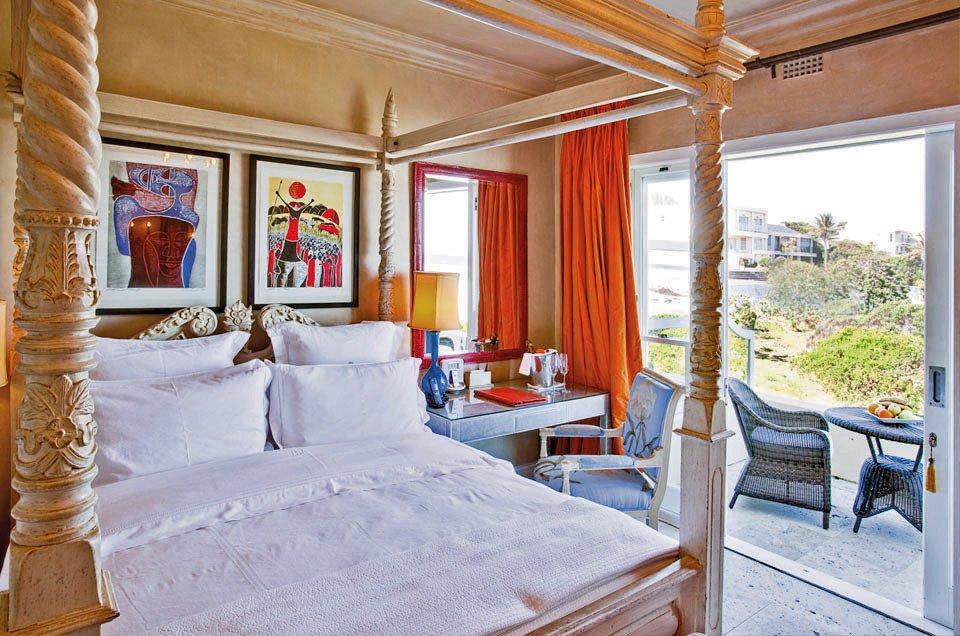 Südafrika Hermanus Birkenhead House Zimmer Iwanowskis Reisen - afrika.de