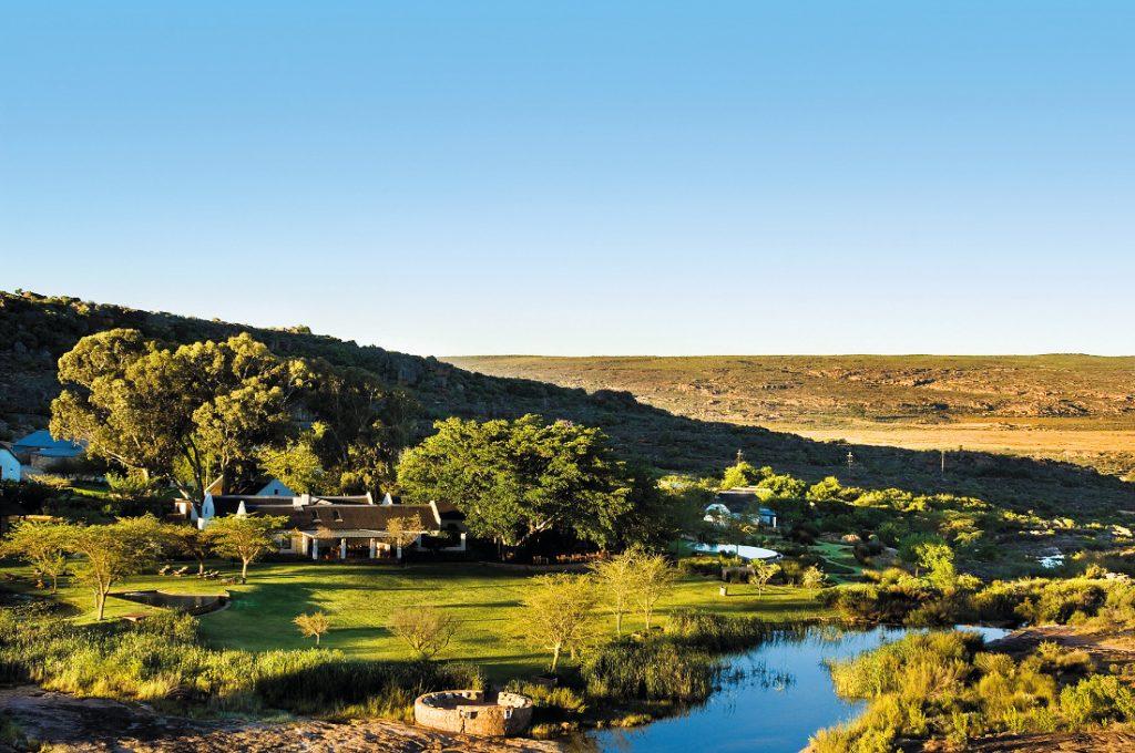 Südafrika Cederberge Bushmans Kloof Iwanowskis Reisen - afrika.de