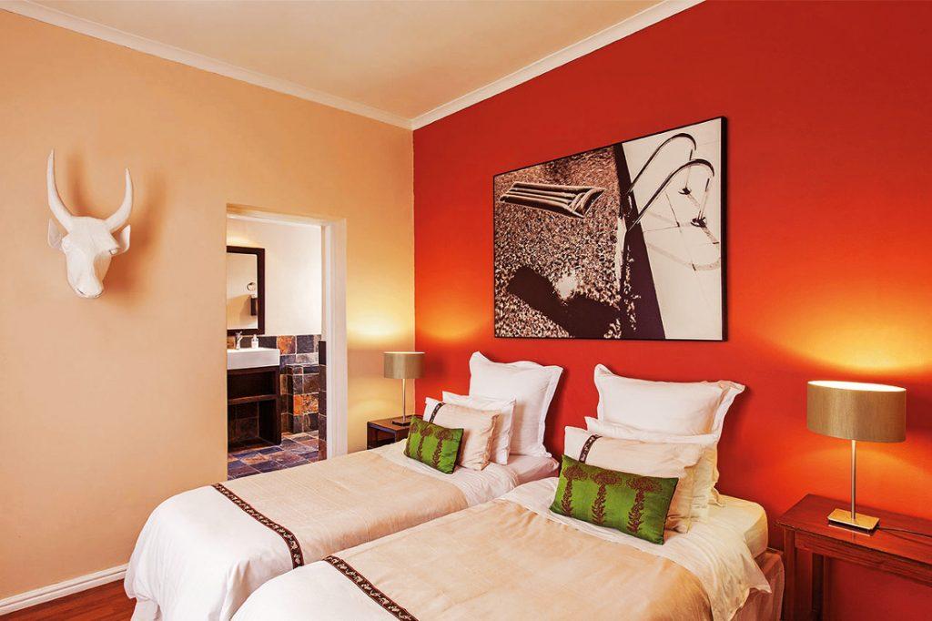 Südafrika Kapstadt Cactusberry Lodge Zimmer Iwanowskis Reisen - afrika.de