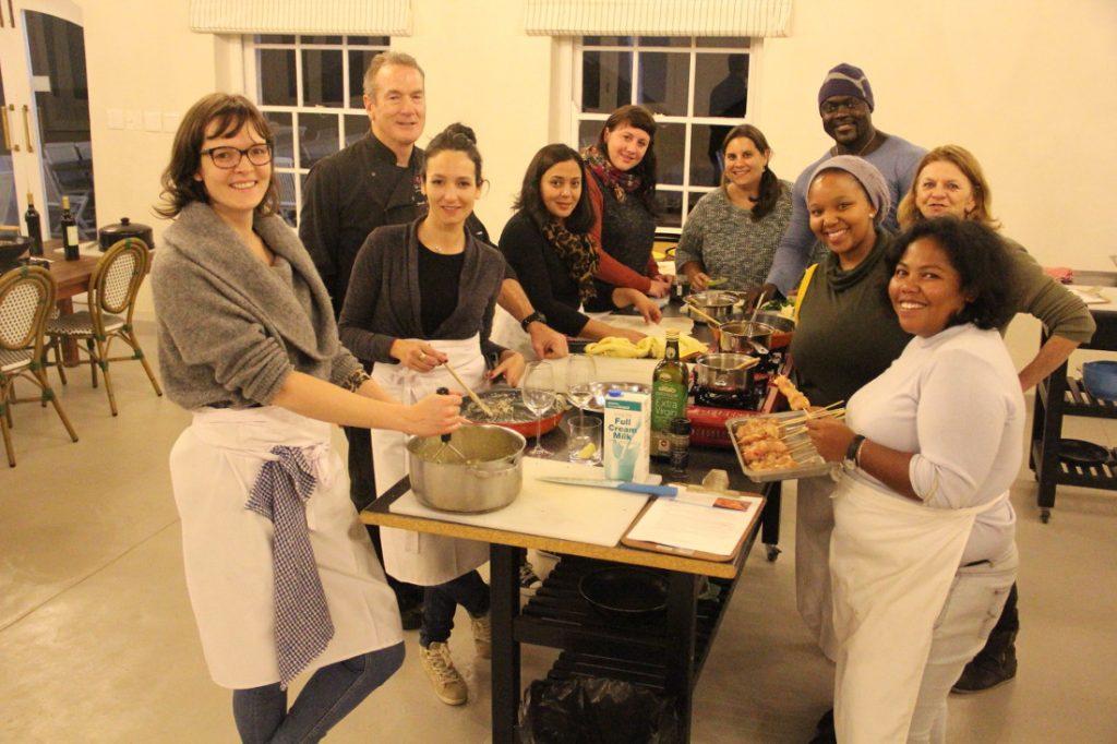 Südafrika Kulinarische Reise Cooking Wild Iwanwoskis Reisen - afrika.de