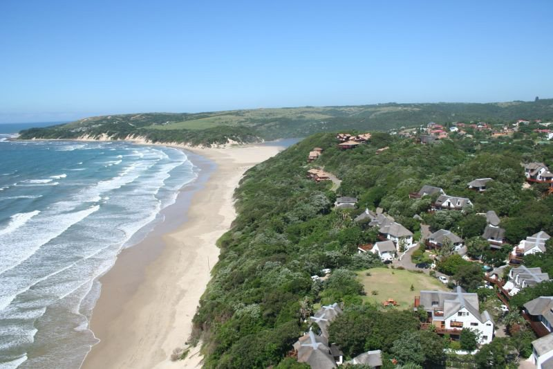 Südafrika Eastern Cape Wild Coast Crawfords Beach Lodge Iwanowskis Reisen - afrika.de