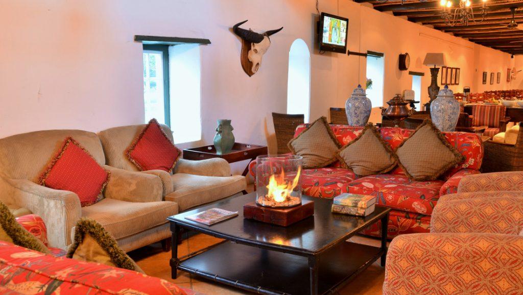 Südafrika De Hoop Nature Reserve Lounge Restaurant Iwanowskis Reisen - afrika.de