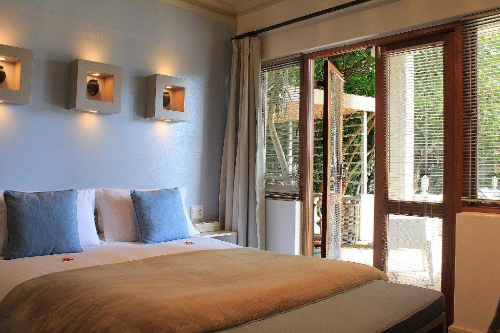 Südafrika Kapstadt De Tafelberg Guesthouse Gästezimmer Iwanowskis Reisen - afrika.de