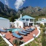 Südafrika Kapstadt Diamond House Pool Iwanowskis Reisen - afrika.de