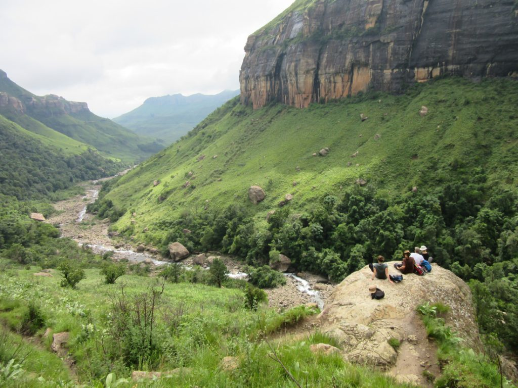 Südafrika Drakensberge Rundreise Iwanowskis Reisen - afrika.de