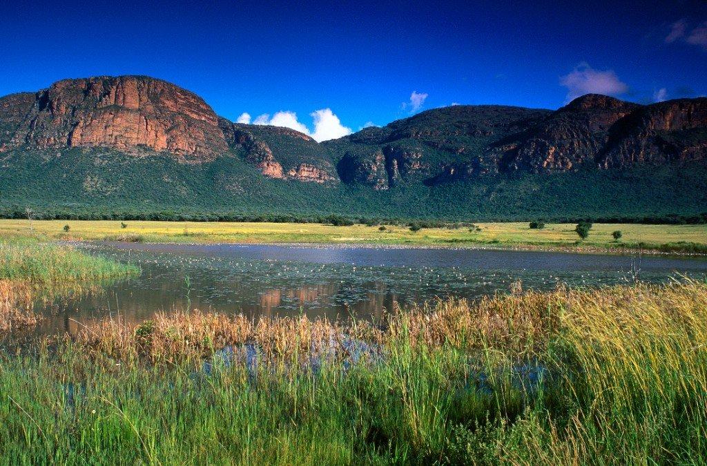 Südafrika Entabeni Safari Conservancy
