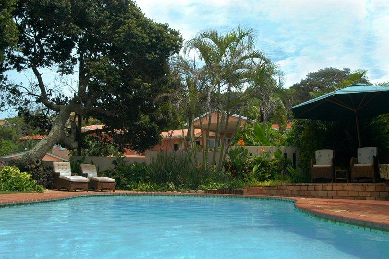 Südafrika Umdloti Fairlight Beach House Pool Iwanowskis Reisen - afrika.de