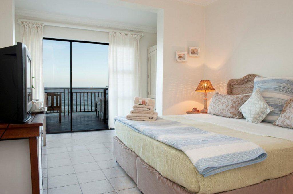 Südafrika Umdloti Fairlight Beach House Zimmer Iwanowskis Reisen - afrika.de