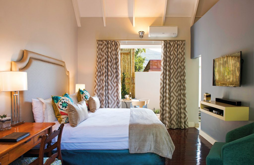 Südafrika Kapstadt Four Rosmead Zimmer Iwanowskis Reisen - afrika.de