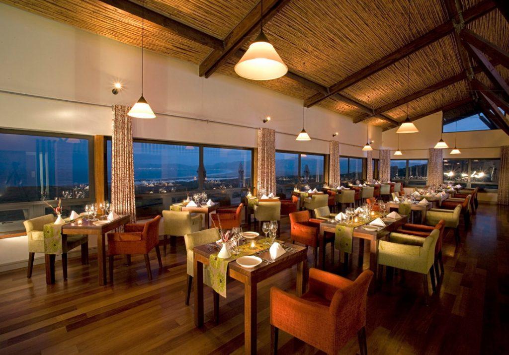 Südafrika Hermanus Grootbos Nature Reserve Forest Lodge Restaurant Iwanowskis Reisen - afrika.de