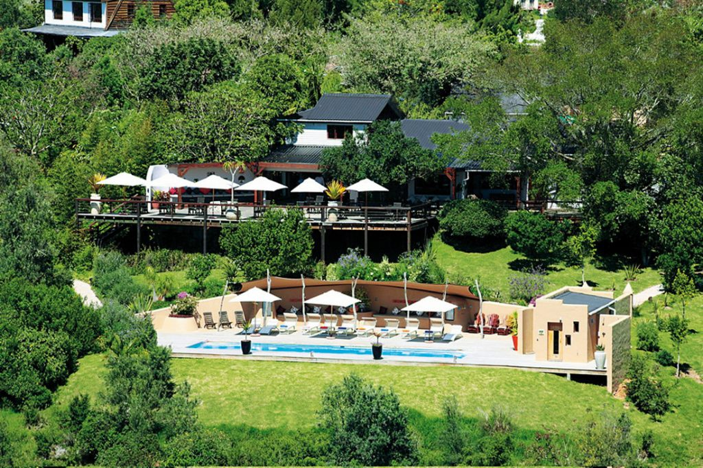 Südafrika Plettenberg Bay Hog Hollow Country Lodge Iwanowskis Reisen - afrika.de