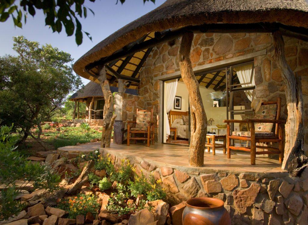 Südafrika Ohrigstad Iketla Lodge Chalet Iwanowskis Reisen - afrika.de