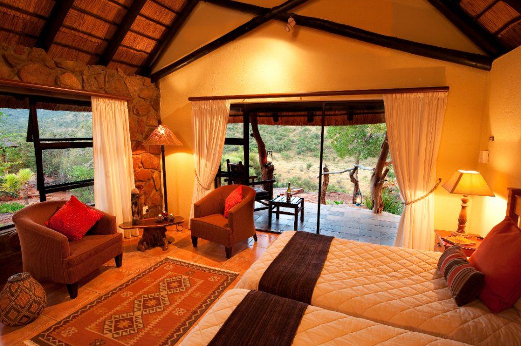 Südafrika Ohrigstad Iketla Lodge Gästezimmer Iwanowskis Reisen - afrika.de