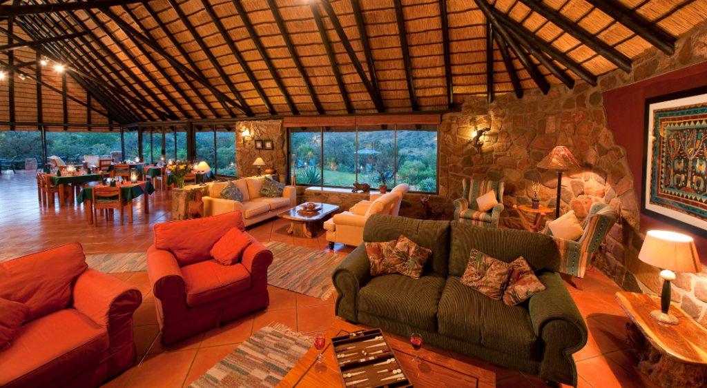 Südafrika Ohrigstad Iketla Lodge Lapa Iwanowskis Reisen - afrika.de