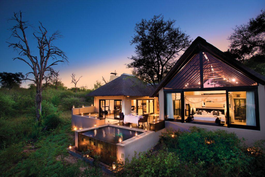 Südafrika Lion Sands Game Reserve Ivory Lodge Iwanowskis Reisen - afrika.de