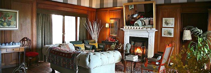 Südafrika Upington Le Must River Residence Lounge Iwanowskis Reisen - afrika.de