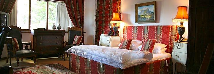 Südafrika Upington Le Must River Residence Zimmer Iwanowskis Reisen - afrika.de