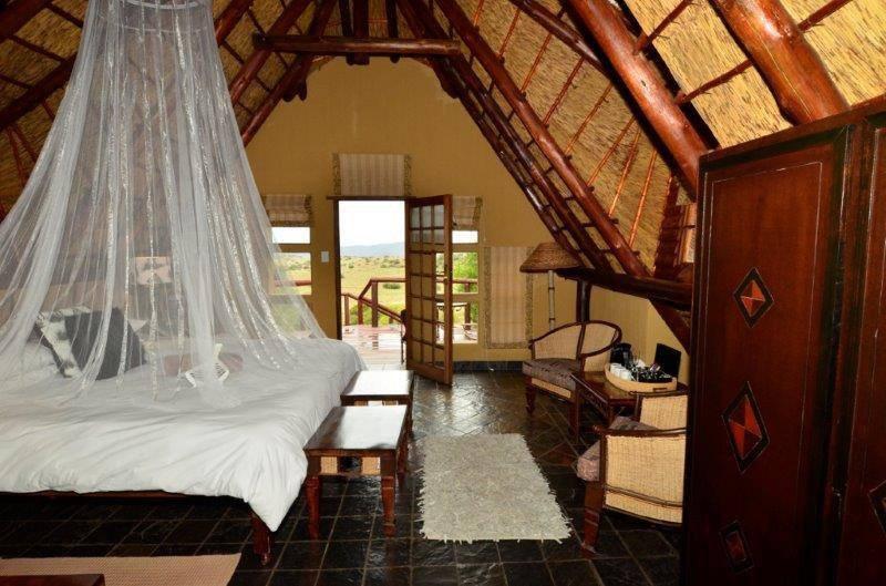 Südafrika Letsatsi Game Lodge Chalet