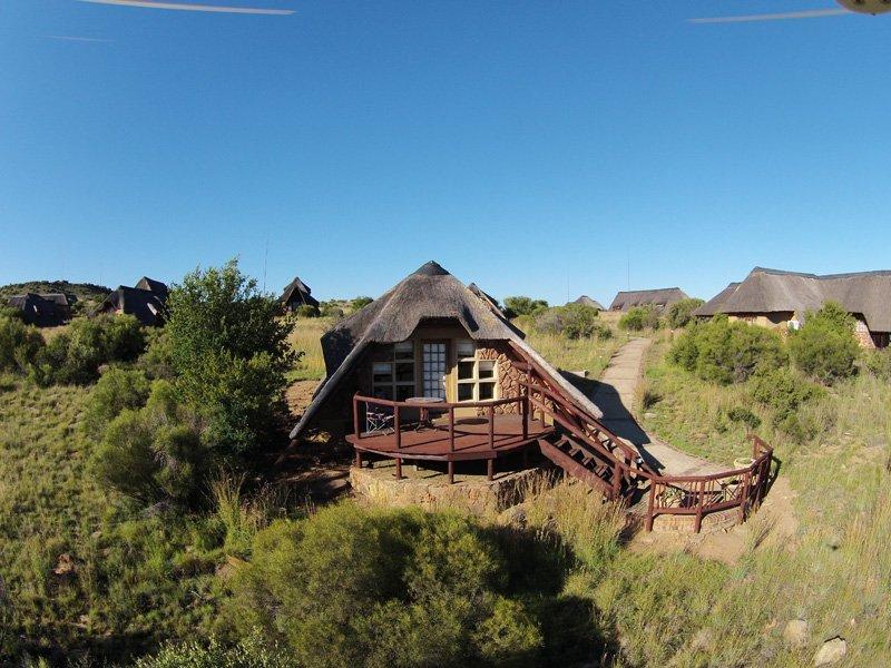Südafrika Letsatsi Game Lodge Chalet1