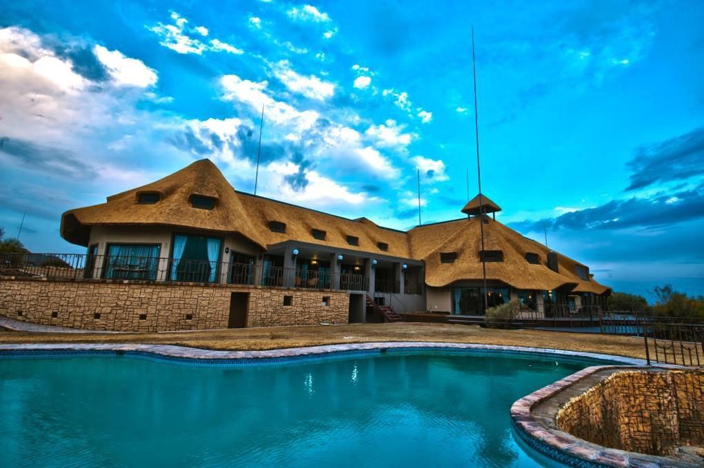 Südafrika Letsatsi Game Lodge Pool
