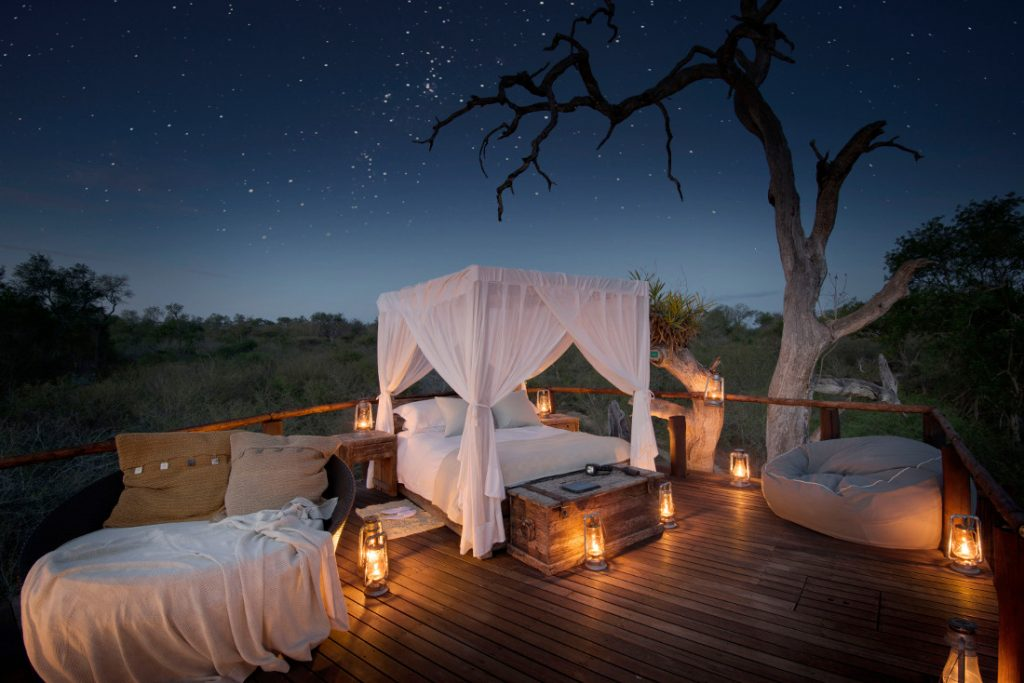 Südafrika Krüger National Park Lion Sands Reserve Treehouse Baumhaus Iwanowskis Reisen - afrika.de