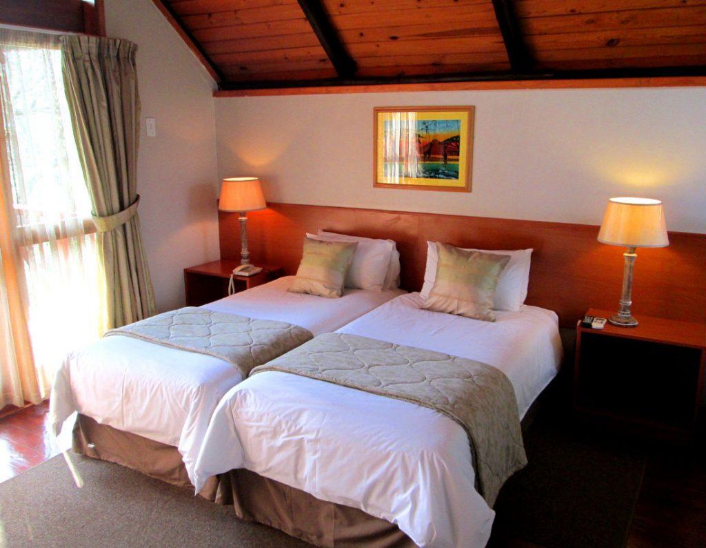 Südafrika Swasiland Mantenga Lodge Zimmer Iwanowskis Reisen - afrika.de