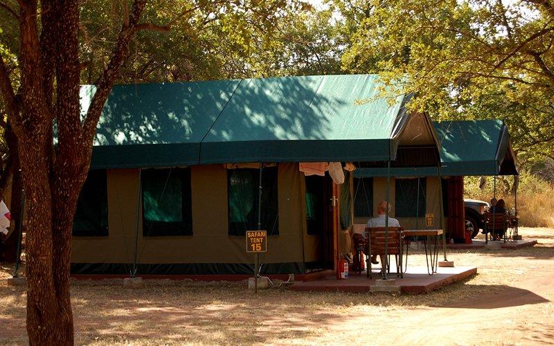 Südafrika Pilanesberg Manyane Resort Safarizelt Iwanowskis Reisen - afrika.de