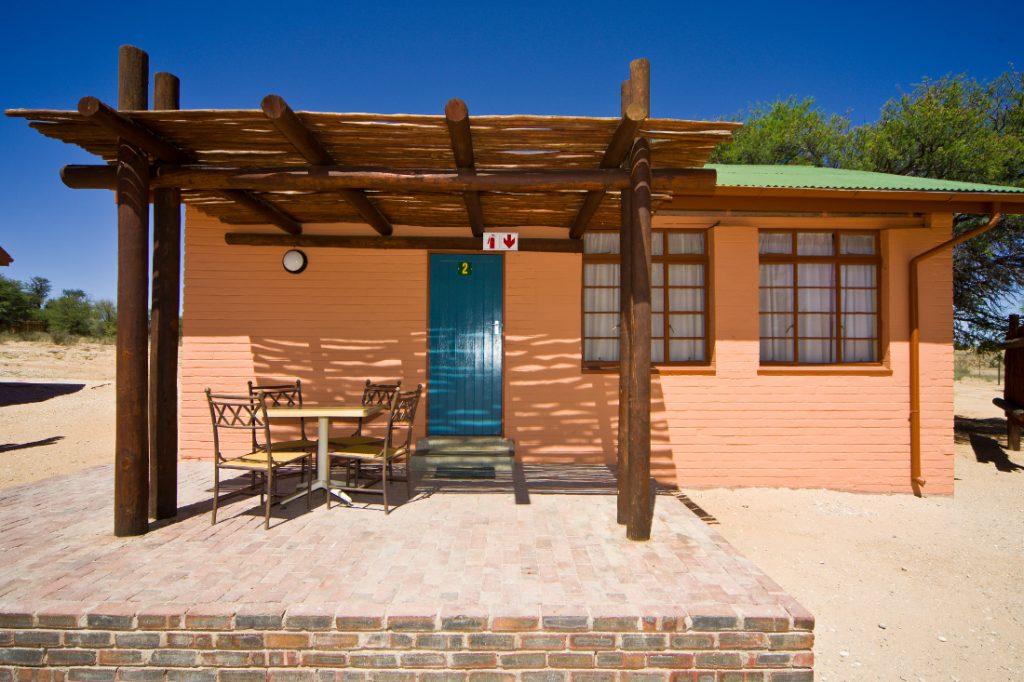 Südafrika Kgalagadi Transfrontier Park Mata Mata Restcamp Iwanowskis Reisen - afrika.de