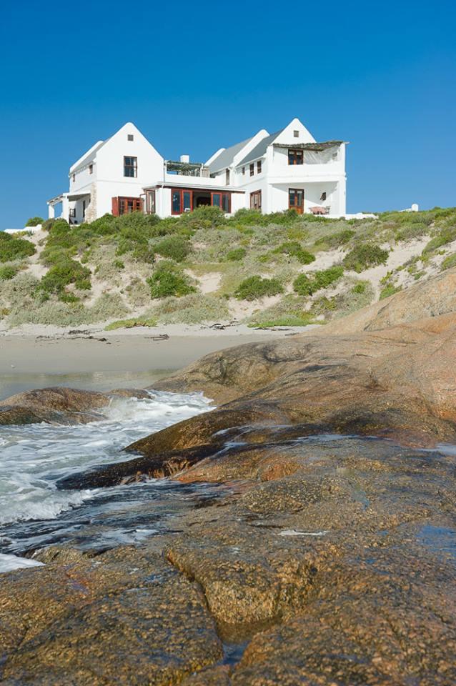 Südafrika Paternoster Oystercatchers Haven Iwanowskis Reisen - afrika.de