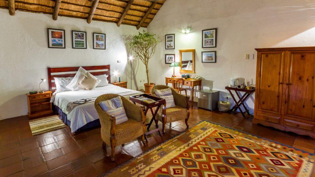 Südafrika Hazyview Rissington Inn Zimmer Iwanowskis Reisen - afrika.de