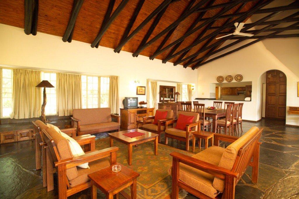 Südafrika Krüger National Park Satara Rest Camp Lounge Iwanowskis Reisen - afrika.de