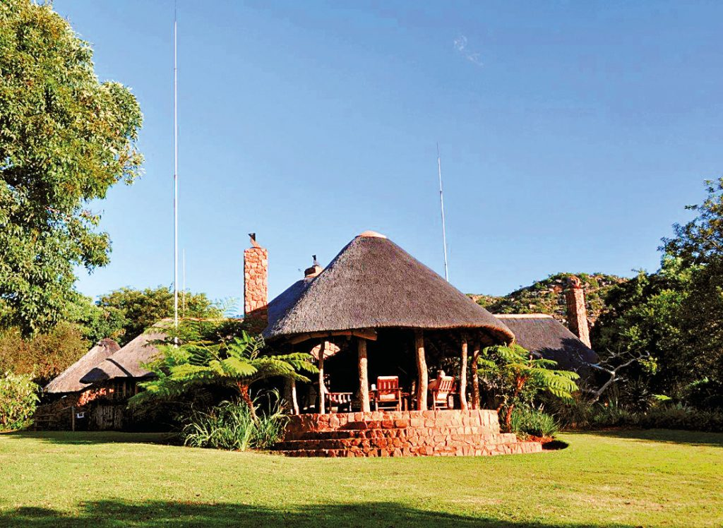 Südafrika Limpopo Sigurwana Lodge Iwanowskis Reisen - afrika.de