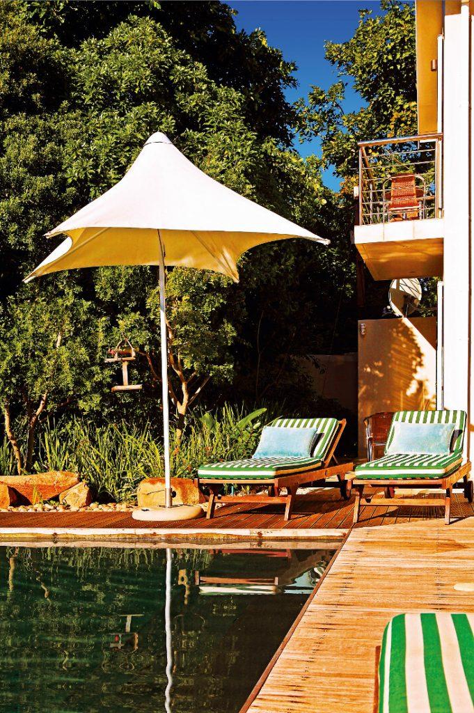 Südafrika Plettenberg Bay Starfish Guest Lodge Iwanowskis Reisen - afrika.de