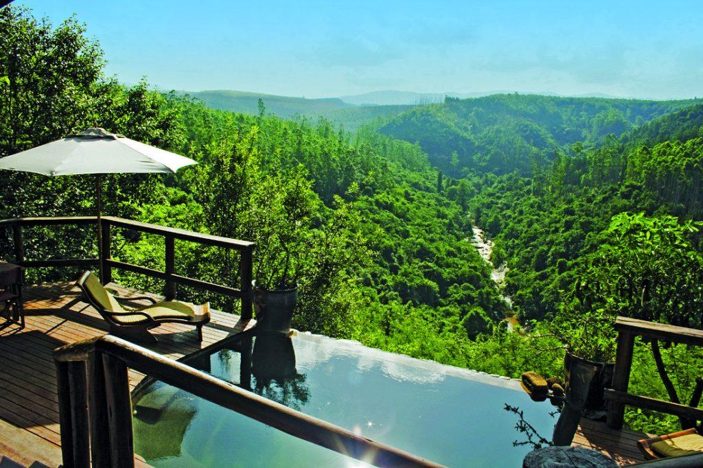 Südafrika Hazyview Tanamera Lodge Iwanowskis Reisen - afrika.de