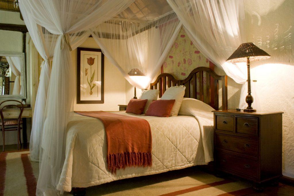 Südafrika Hazyview Tanamera Lodge Zimmer Iwanowskis Reisen - afrika.de