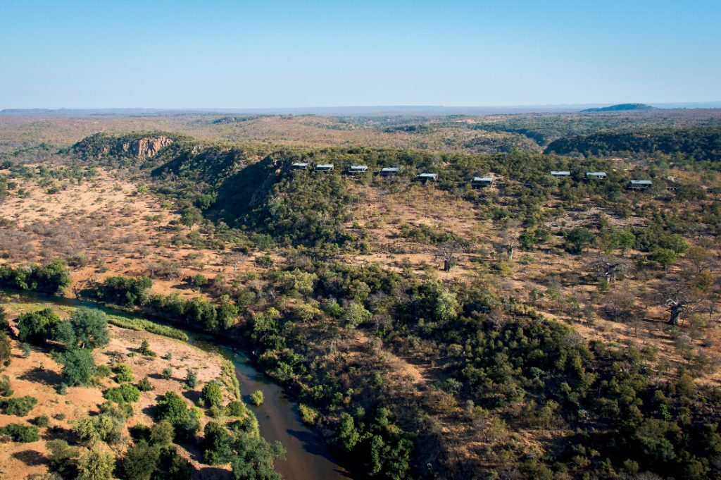 Südafrika Krüger National Park The Outpost Iwanowskis Reisen - afrika.de