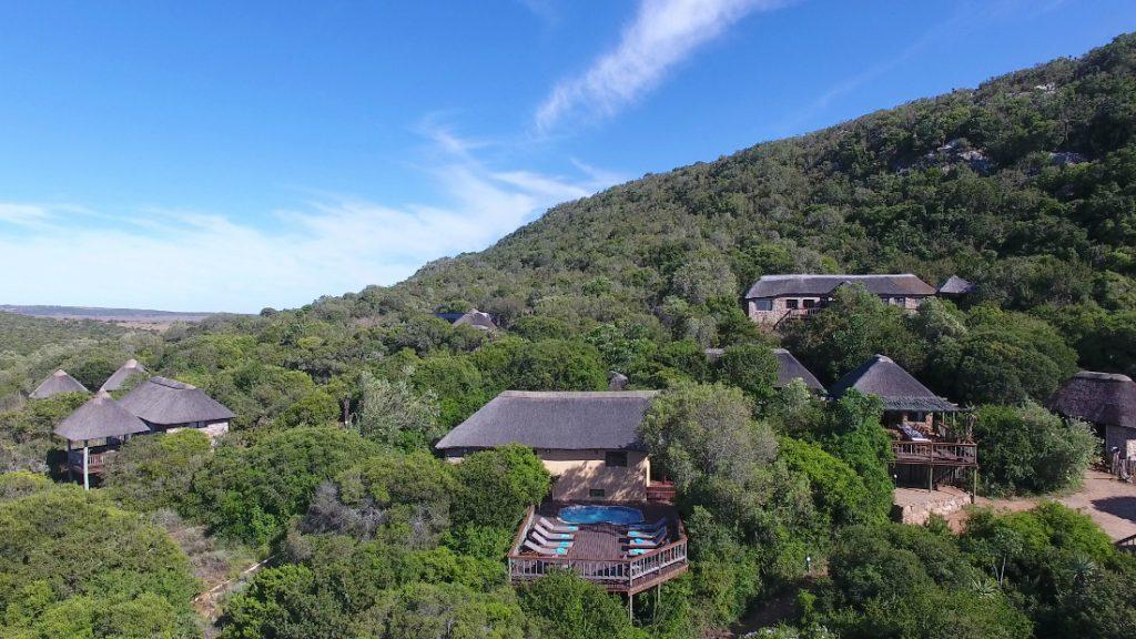 Südafrika Eastern Cape Amakhala Woodbury Lodge Iwanowskis Reisen - afrika.de