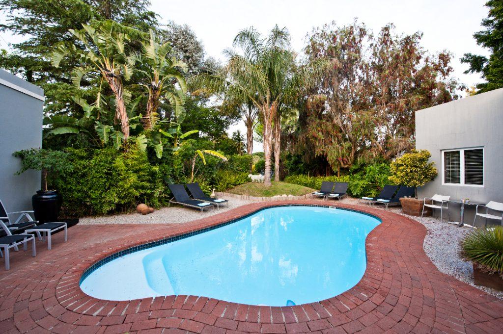 Südafrika Robertson Ballinderry Guest House Iwanowskis Reisen - afrika.de