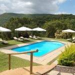 Südafrika Hazyview Chestnut Country Lodge Pool Iwanowskis Reisen - afrika.de