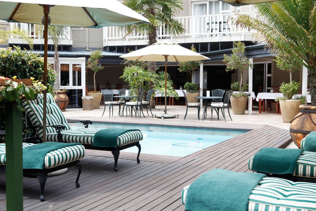 Südafrika Cinnamon Guesthouse Pool