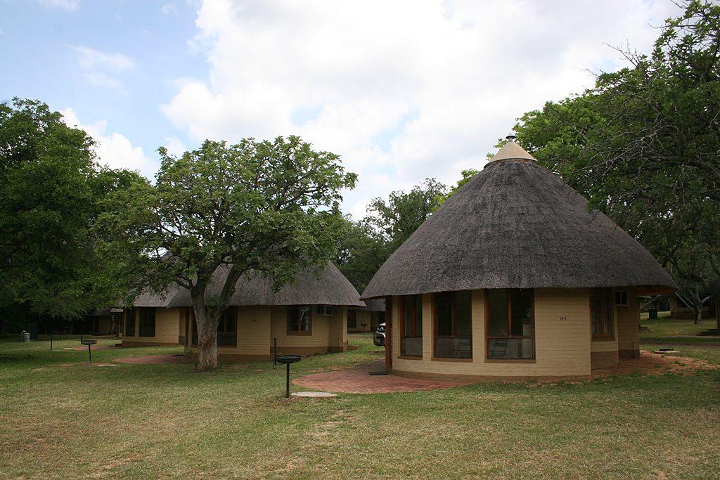 Südafrika Krüger Nationalpark Skukuza Camp Chalet Iwanowskis Reisen - afrika.de