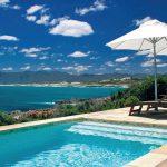 Südafrika De Kelders Cliff Lodge Pool Iwanowskis Reisen - afrika.de